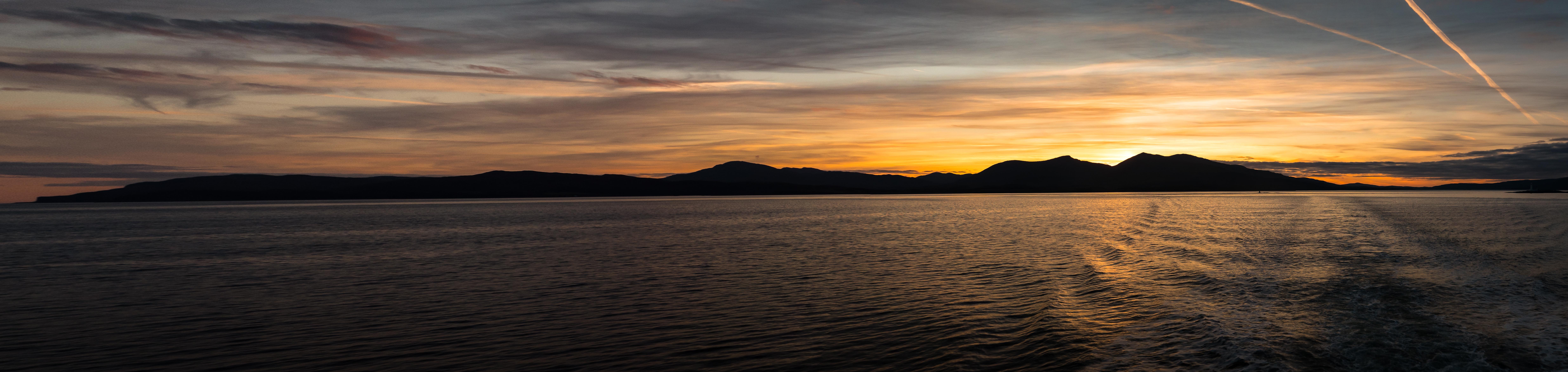 Mit der Fähre von Insel zu Insel in Schottland