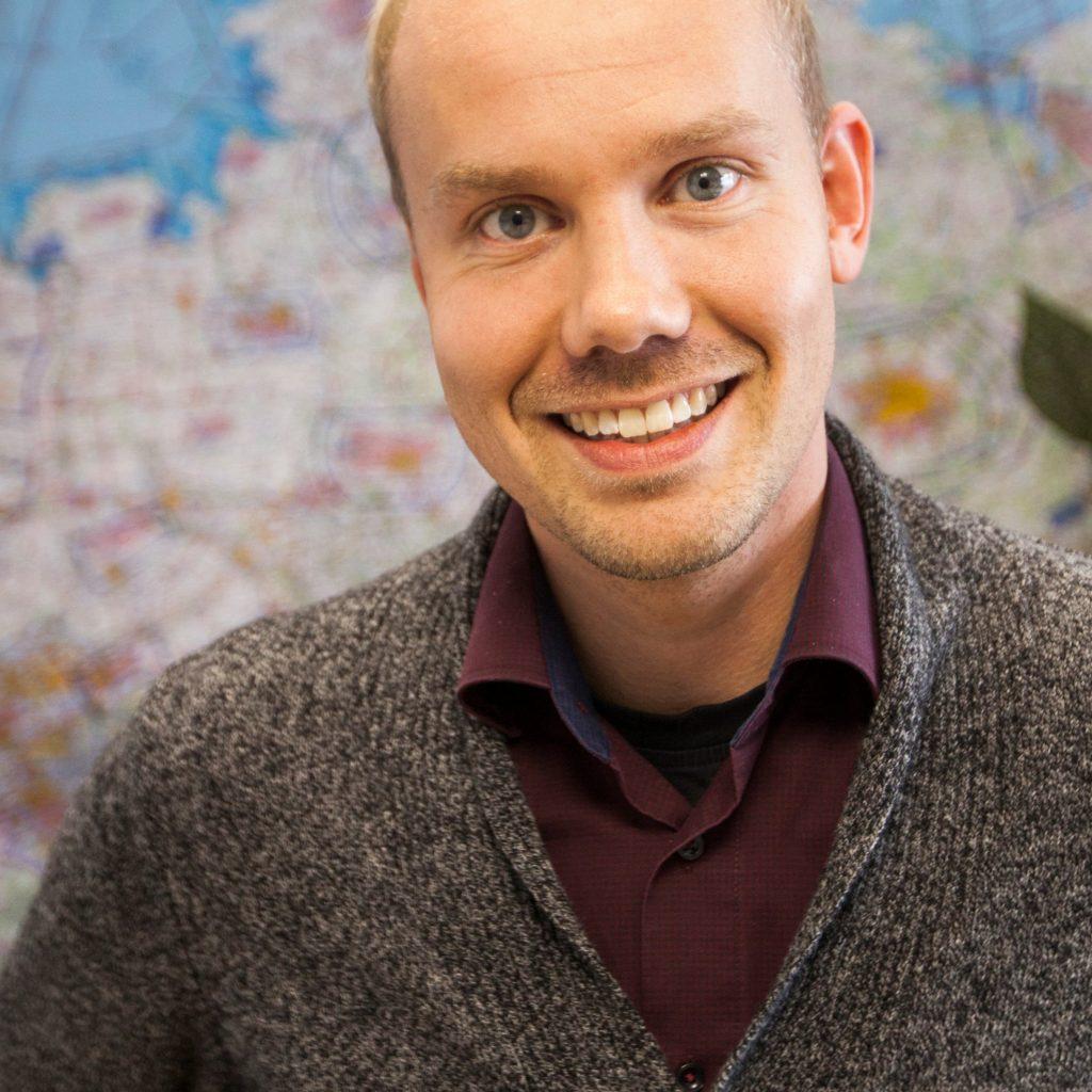 Florian Lehrer für den Drohnenführerschein